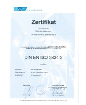DIN ISO 3834